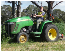 Grass Cutters Southeast Melbourne